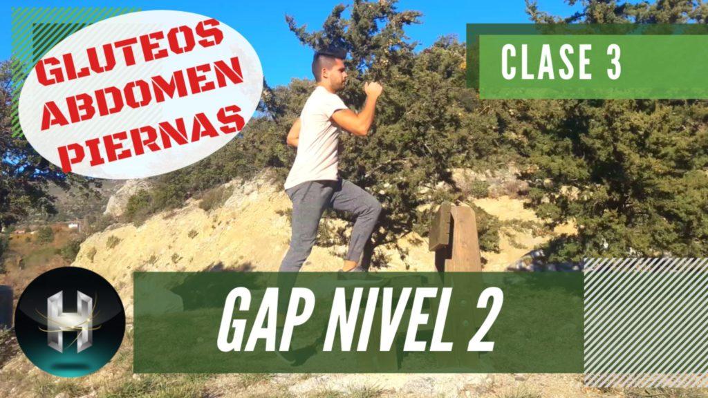 Rutina de ejercicios gap 23