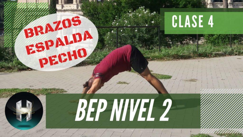 Rutina de ejercicios brazos espalda pecho 24